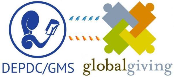 DEPDC/GMS + GlobalGiving