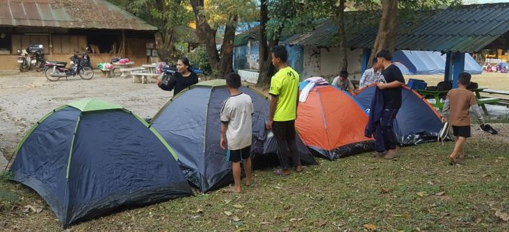 camp 2018 tents 1