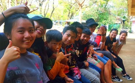 NAP YEP sitting group